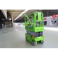 Small 6m self propelled work platform lift with 230kg capacity Manufactures