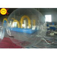 Custom Inflatable Water Ball / Inflatable Water Walking Ball For Water Party Manufactures