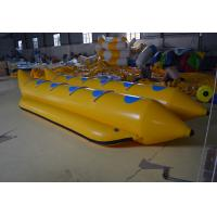 Buy cheap Adult Seaside Inflatable Water Toys , Inflatable Water Banana Boat from wholesalers