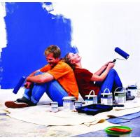 Quality Eco Friendly Interior Wall Pro Silk Emulsion Paint For Landmark Building / Villas for sale