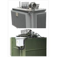 China Stable Operation , Oil Immersed Transformer , 35kV - 160 kVA , Step Down on sale