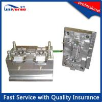 High Precision Plastic Injection Molded Parts / Injection Machine Parts Junction Box Manufactures