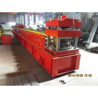 11 KW 45# Steel Metal Roll Forming Machine / Cold Roll Forming Machine