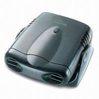 Ionic Vehicle Air Purifier with Security Alarm, Motion Sensor Automatically Switch On and Off Manufactures
