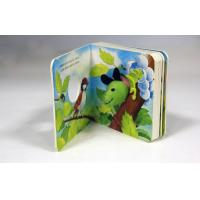 Children Carton Pop Up Book Printing , CMYK Full Color And Aqueous Coating Manufactures