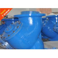 BOCIN Medium Flow Rate Carbon Steel Y Strainer Filter For Liquid Filtration CE ISO Manufactures