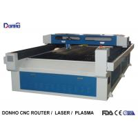 Untouch Following System Industrial Laser Cutting Machine For Wood / Metal Cutting Manufactures
