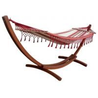 Good Quality 4.7 Meter Wooden Hammock Frame Manufactures