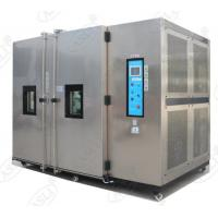 Walk - In Assembled Temperature Humidity Test Chamber For Electric Wire And Cable Manufactures
