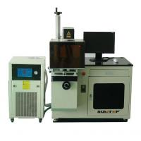 Quality 75 watt diode laser marking machine for Steel and Aluminum , Metal Laser Marking for sale