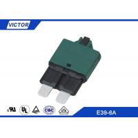 SAE J553 Ignition Protected 12V Circuit Breaker E39 - 6A 100% Hold 135% Trip Manufactures
