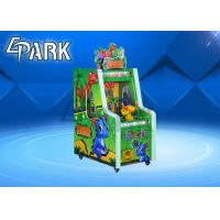 Amusement Dinosaur Hunter Children Shooting Game Machine With 1 Year Warranty Manufactures