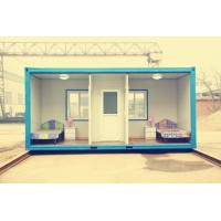 China Dormitory Mobile Container Homes , Steel Shipping Container For Moving House on sale