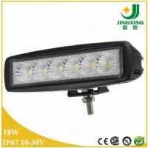 4 inch 18W LED Work Light Epistar led work light, 12V led work light with spot beam Manufactures