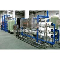 RO/UF Water Purifing Treatment Machine System RO-10, 000L Manufactures