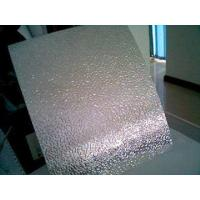 4mm Aluminium Checker Plate , Aluminum Diamond Tread Plate For Ceilings / Walls Manufactures