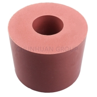 China Low Friction Coefficient Red Pigment Modified 4mm PTFE Tubing on sale