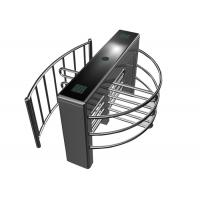 Waterproof Samrt Full Height Turnstiles, Automatic Waist Height Turnstile Gate Manufactures