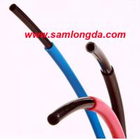 Anti Spark tubing, Flame resistant tubing with UL-94 V0 Grade for pneumatic system, SMC quality spark tube Manufactures