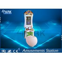 Quality Indoor Arcade Amusement Game Machines Subway Parkour With Colorful Light Box for sale