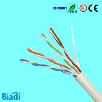 Lan cable 4 pair UTP Cat5 communication cable   Manufactures