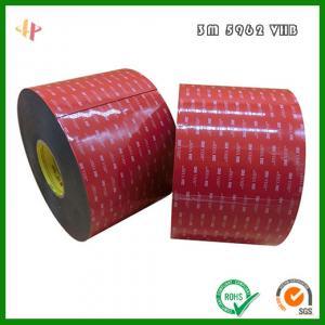 3m 5962 VHB Acrylic Foam Tape,3m 5962 double-sided 1.6mm thick VHB acrylic foam tape Manufactures