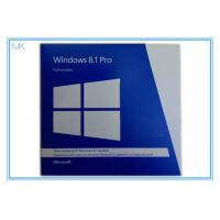 OEM Package Windows 8.1 Pro 64 Bit With DVD + Key Card Windows 8.1 Full Retail Version Manufactures