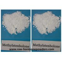 High Purity Prohormone Powder  Methylstenbolone for Bodybuilding Manufactures