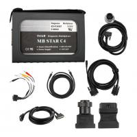 MB Star Compact 4  Mercedes Diagnostic tool with IBM T30 2014/9 Version Multi language Support Manufactures