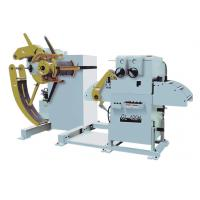 Worm Wheel Adjusting Decoiling And Straightening Machine With 7 Pieces Straightening Roller Manufactures