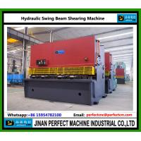 China top Manufacturer CNC Hydraulic Shearing Machines Press Brake Bending Machines Manufactures