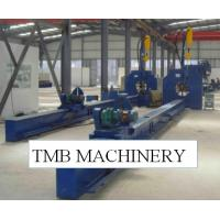 Quality Polygonal Conical Staff And Round Cone Stick Welding Machine Plaza Garden Light Pole Production Line Siemens Inverter for sale