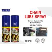 China Gear & Chain Lube Spray For Keeping Roller Drive And Conveyor Chains Lubricated on sale