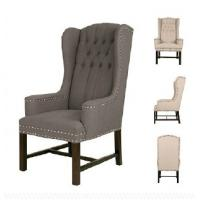 fabric dining chair 8002# Manufactures
