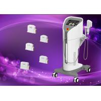 300W HIFU Machine For Face Wrinkle Removal / Face Lifting Beauty Salon Equipment for sale