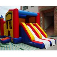 PVC Kids Inflatable Combo Bouncers Manufactures
