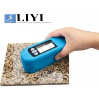 China 60° Measuring Angle Plastic Testing Equipment / Preision Gloss Meter For Coating on sale
