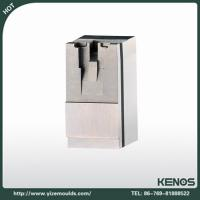 Plastic mold components,low steel plastic mould components,White Steel mold part Manufactures