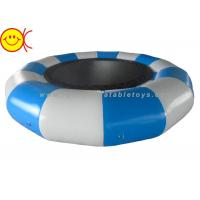 Large Inflatable Water Park / Inflatable Water Bouncer Games For Both Kids and Adults Manufactures