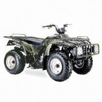 250cc ATV with Four-stroke Engine, Reverse Gear and Chain Transmission Manufactures