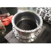 High Strength Cnc Machining Parts Annular Gear Products Accurate Dimension Manufactures