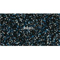 China No toxic shock absorption mixed blue-white color speckled EPDM rubber sheet tiles/ rolls on sale