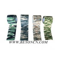 Camo Cohesive Bandage Custom Printed Bandages Self Adhesive for Camping Manufactures