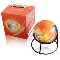 Dry Powder Auto Fire Extinguisher Ball AFO For Gas Station , Hotel Manufactures