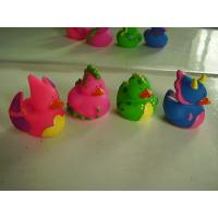Quality OEM Mini Yellow Personalised Rubber Bath Ducks For Baby Shower Favors for sale
