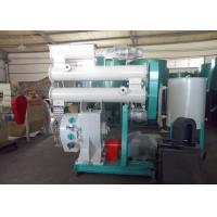 75kw 380V Straw Wood Pellet Machine For Rice Husk / Sawdust / Biomass Manufactures