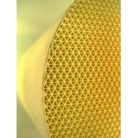 SiO2 Thin Ceramic Honeycomb , Al2O3 Catalyst Support / Carrier
