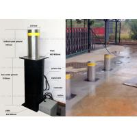 Traffic Blockers Hydraulic Bollards Electric Driveway Bollards Cast Steel Manufactures
