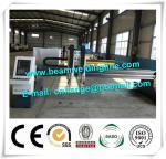 Heavy Duty Steel Metal Plate Profile Gantry CNC Plasma Cutting Machine Manufactures