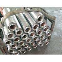 ST52, CK45 Hollow Metal Rod With Chrome Plating For Hydraulic Cylinder Manufactures